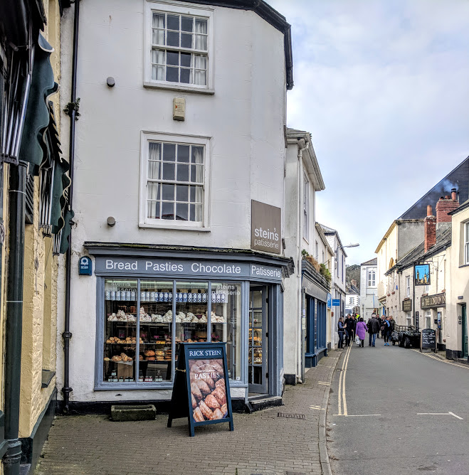 A Morning in Padstow : What to do with Kids  - Rick Stein's Patisserie