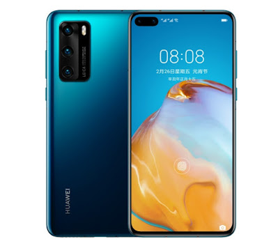 Huawei P40 4G full specifications