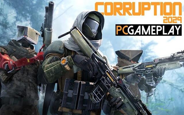 تحميل لعبة Corruption 2029 مجانا للكمبيوتر