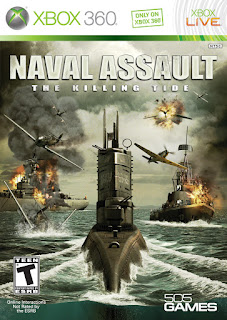 Naval Assault The Killing Tide (XBOX 360) 2010
