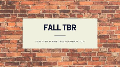 Fall TBR