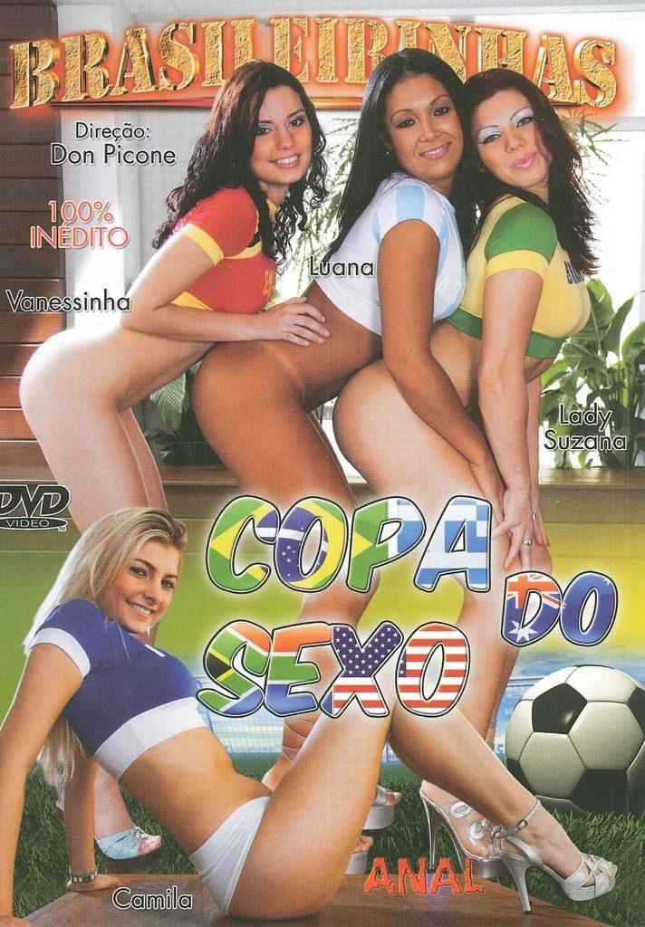 Copa do sexo - brasileirinha - Vanessinha Gaucha