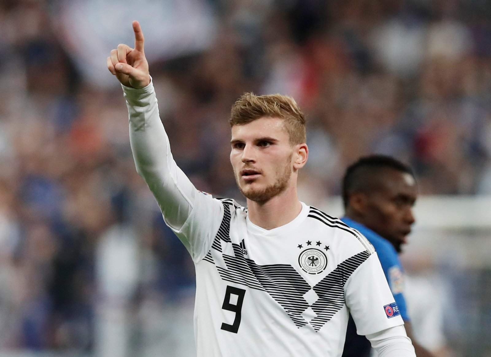 Germany and Chelsea forward Timo Werner