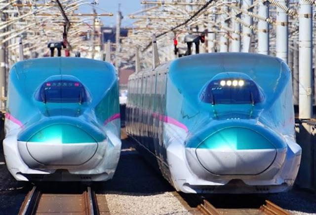मेक इं इंडिया का बजा डंका, श्रीलंका में  भारत की बनी ट्रेन ने भरे फर्राटे.