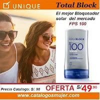 totalblock 100 unique