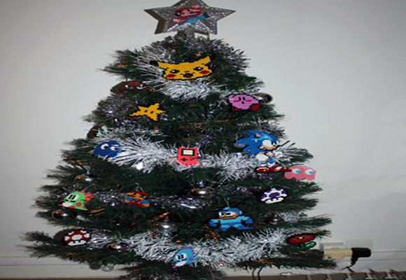 Natal-árvore-tradicional