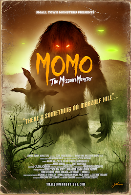 MOMO: The Missouri Monster one sheet.