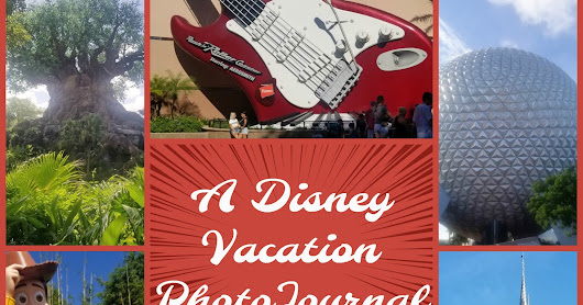 A Disney Vacation PhotoJournal