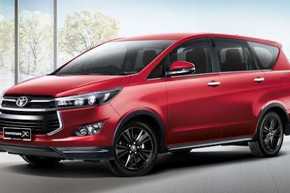 Spesifikasi Dan Review Toyota Innova 2020