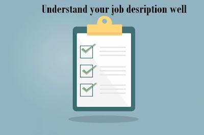 Job desription