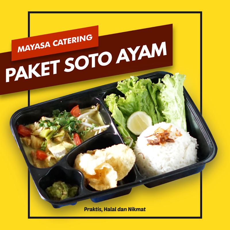 Menu Nasi Kotak Untuk Makan Siang di Medan