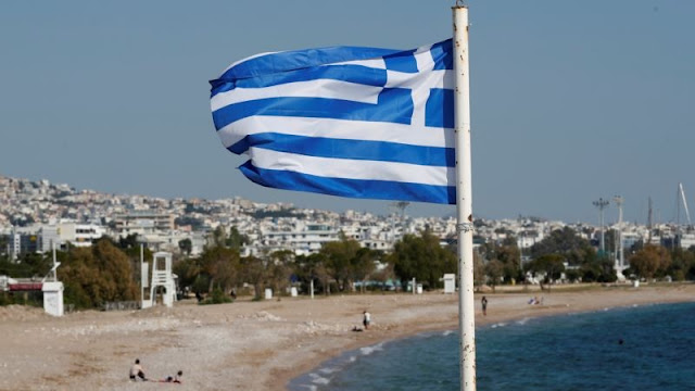 Greece is blocking British, American and Italian travelers from visiting the country in June