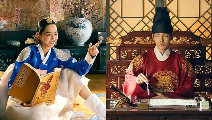 Nonton Drama Korea Mr.Queen Sub Indo, Ketika Roh Lelaki Terjebak di Tubuh Sang Permaisuri