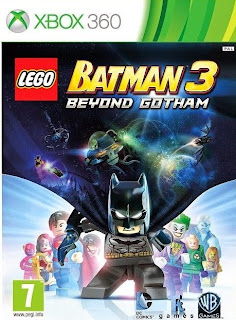 LEGO Batman 3: Beyond Gotham (X-BOX 360) 2014 DUBLADO PT-BR