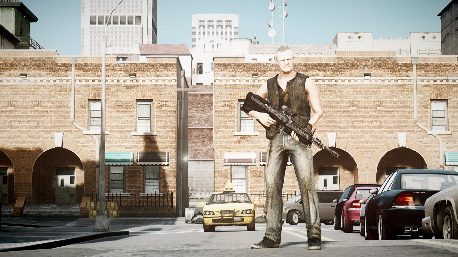 Grand Theft Auto,GTA IV,GTA 4,EFLC MODS AND SKINS: April 2013