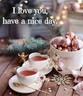 Romantique Messages bonjour