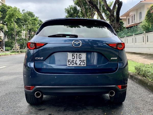 z2126669058184 d62efe9d2b74a46400125e7aa8828a08 Mazda CX 5 2.0L sx 2018 một đời chủ duy nhất, mới đi được 35.000km