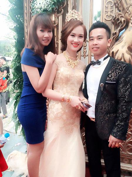 Nam Định xôn xao xe dâu chục tỷ