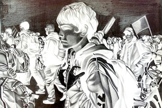 Expo : Snowflake - Marc Brandenburg - Galerie Thaddaeus Ropac Marais - Jusqu'au 29 août 2020