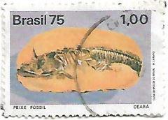Selo Peixe Fóssil