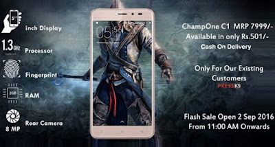 buy register champone c1 champ1 c1 smartphone online booking rs 501 champ1indiacom