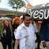 Por medio de ofrenda a muertos, alcaldes del país exigen presupuesto para obras en sus municipios