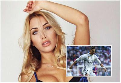 """Cristiano Ronaldo usa relleno cuando modela ropa interior"""