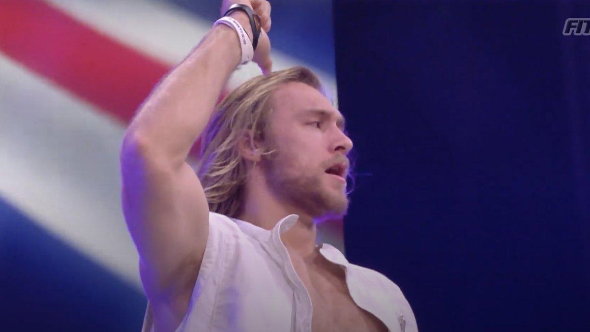 WWE altera o nome de Ben Carter