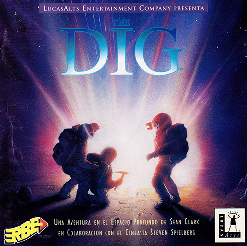 The Dig PC Manual
