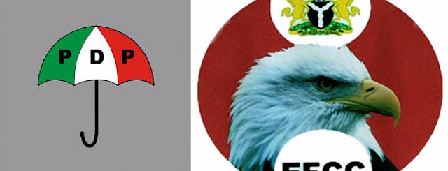 PDP to EFCC: investigate N4.3bn discovered in secret bank account