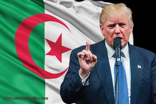 الولات المتحدة الامريكية تتابع الشان السياسي فبي الجزائر عن كثب