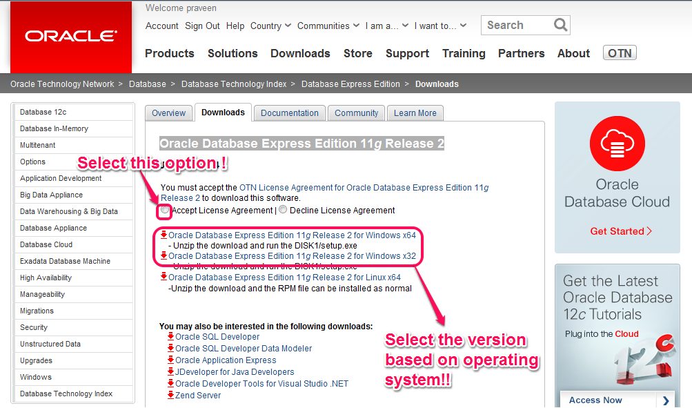 Oracle-base oracle database 11g release 2 (11. 2) installation on.