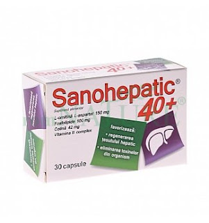Cumpara Sanohepatic cu livrare in strainate