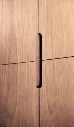 Ourso Designs Trend Alert Integrated Cabinet Hardware
