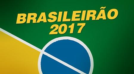 Placar dos jogos de ontem do Brasileirão - 19ª rodada - 06/08/2017