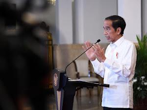 Presiden Joko Widodo; Peluang Besar Ekonomi Hijau dan Digital bagi Indonesia