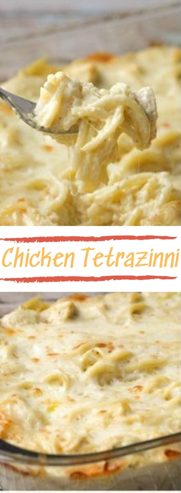 THE BEST CHICKEN TETRAZZINI #pastarecipe #deliciousmeal