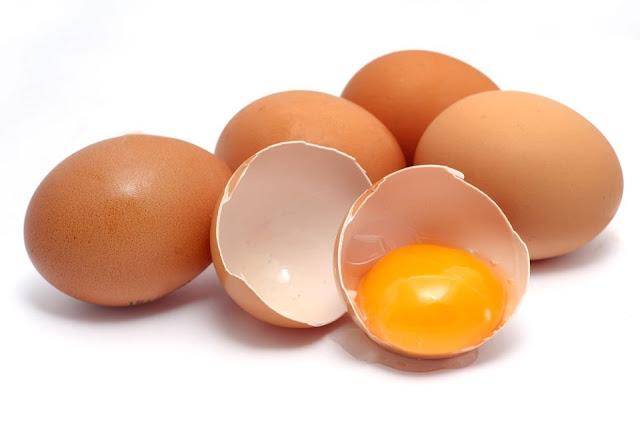 Làm đẹp da hiệu quả tự nhiên với trứng gà