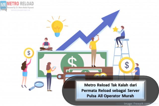 4 Tips Jitu Jadi Agen Pulsa Metro Reload Jatibening