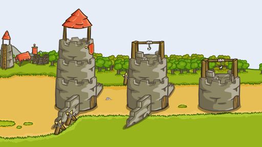 Grow Castle Apk Mod 1.19.4 (Mod Gold/Skill)
