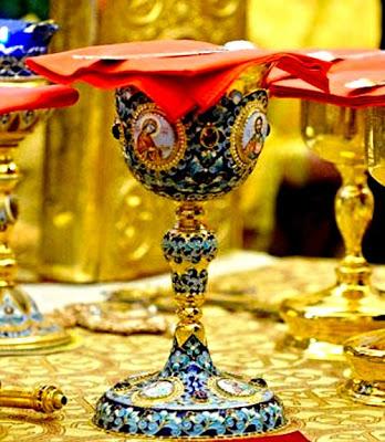 Περί της συνεχούς Μεταλήψεως των Αχράντων Του Χριστού Μυστηρίων  ~ Αγίου Νικοδήμου του Αγιορείτου