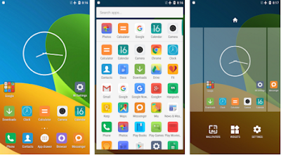 Download Aplikasi Mi Launcher Tema Terbaru Untuk Android