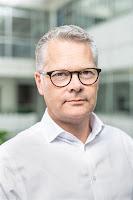 Porträttbild av Niklas Mårtensson.