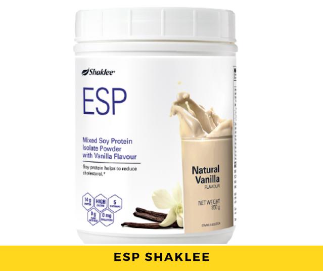 ESP Shaklee | Winichelen Wongkin