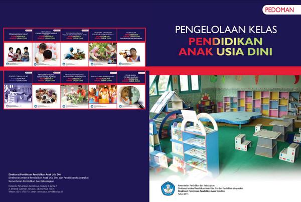 Buku Pedoman Pengelolaan Kelas PAUD (Pendidikan Anak Usia Dini)