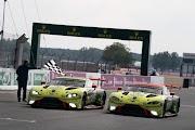 Aston Martin Wins Le Mans