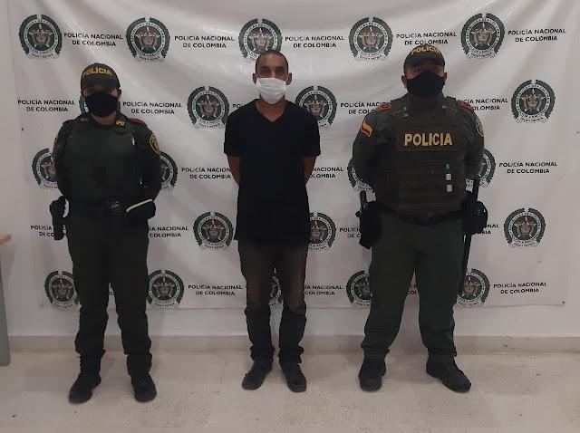 hoyennoticia.com, En Riohacha lo capturaron por darle una golpiza a su mujer