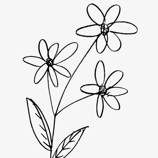 Download 8600 Koleksi Gambar Flora Yg Gampang Digambar Paling Bagus