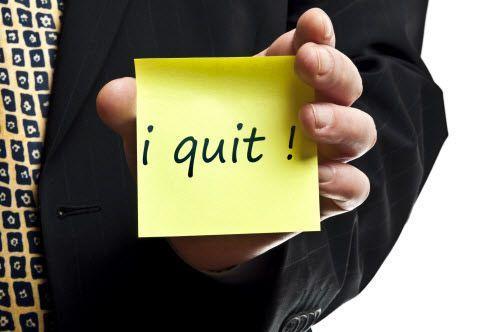 نموذج رسالة طلب استقالة من العمل والوظيفة باللغة العربية