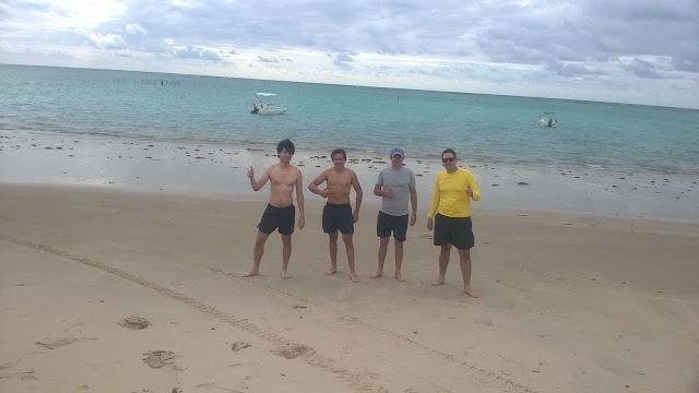 Praia de Péroba-AL